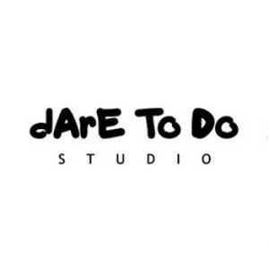 Dare to do studio logo