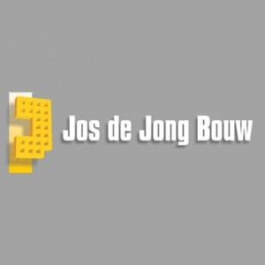 Jos de Jong Bouw logo