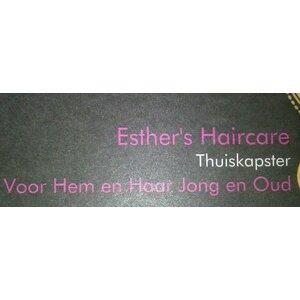 Esther's Haircare logo