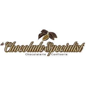 De Chocoladespecialist logo
