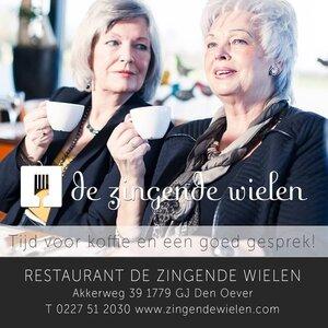 Café-Restaurant De Zingende Wielen logo