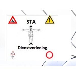 Safety Traffic Allround dienstverlening logo