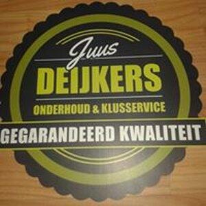 Juus Deijkers onderhoud & klus service logo