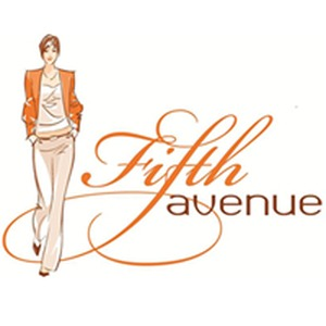 Fifth Avenue fashion logo