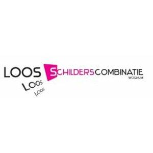 Schilderscombinatie Loos Wognum logo