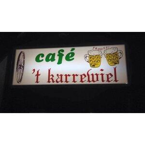 Cafe 't Karrewiel logo