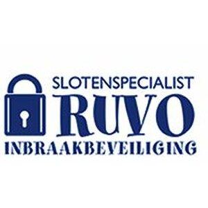 Slotenspecialist RUVO Inbraakbeveiliging logo
