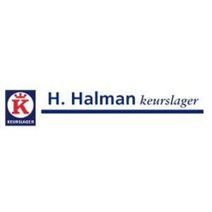 Hans Halman Keurslager logo