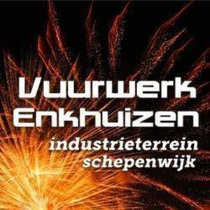 Vuurwerk Enkhuizen logo