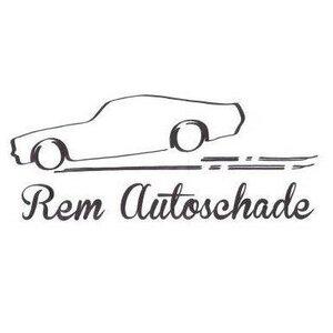 Rem Autoschade logo