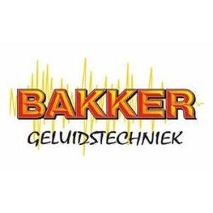 Bakker Geluidsverhuur logo