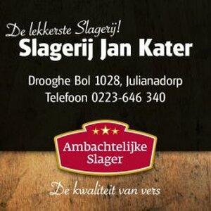 V.O.F. Slagerij Jan Kater logo