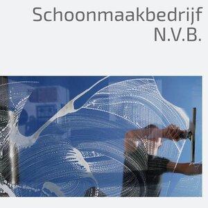 Schoonmaakbedrijf N.V.B. logo