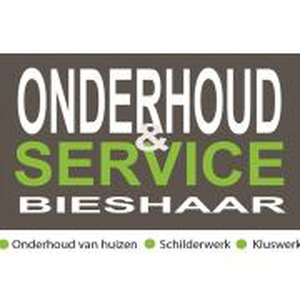 Onderhoud & Service Bieshaar logo