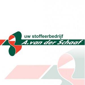 Meubelstoffeerderij A. van der Schaaf logo