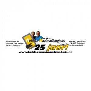 Helders Naaimachinehuis logo