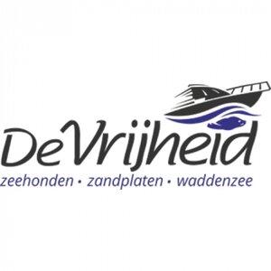 Vaartochten Texel de Vrijheid logo
