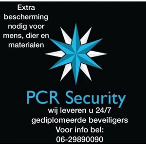 PCR Security logo