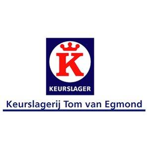 Keurslager Tom van Egmond logo