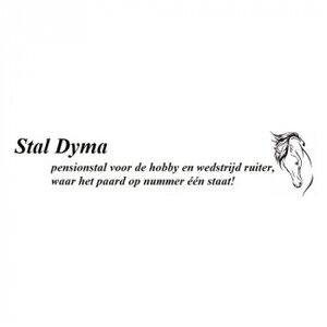 Paardenpension Dyma logo