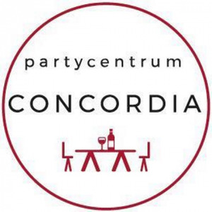 Cafe-Zalencentrum Concordia logo