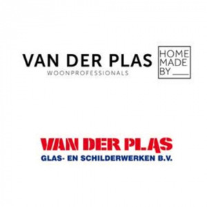 Van der Plas Glas- en Schilderwerken B.V. logo