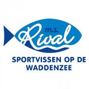 Sportvisbedrijf De Rival logo