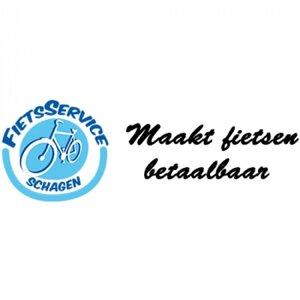 FietsService Schagen logo
