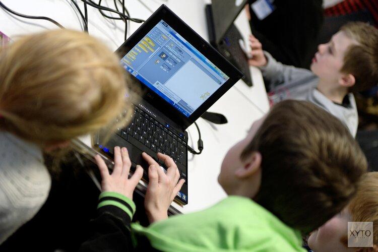 Leren programmeren in de Spoorbuurtschool