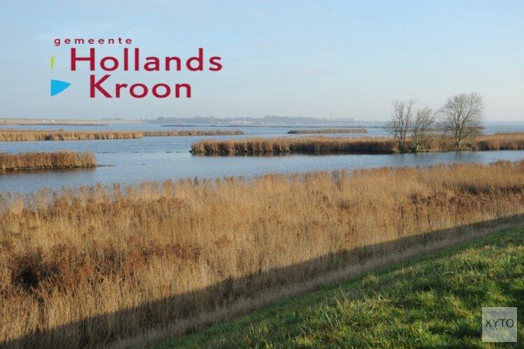 Hoogheemraadschap draagt wegen over aan Hollands Kroon