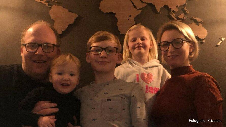 Familie Imming wordt door gemeente Hollands Kroon woning uitgezet