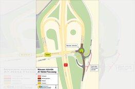 Inloopavond aanleg rotonde Flevoweg-N242-A7 bij Agriport-Noord in Middenmeer