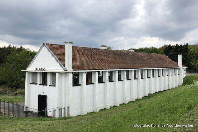 Historisch gemaal Leemans geopend op Open Gemalen Dag