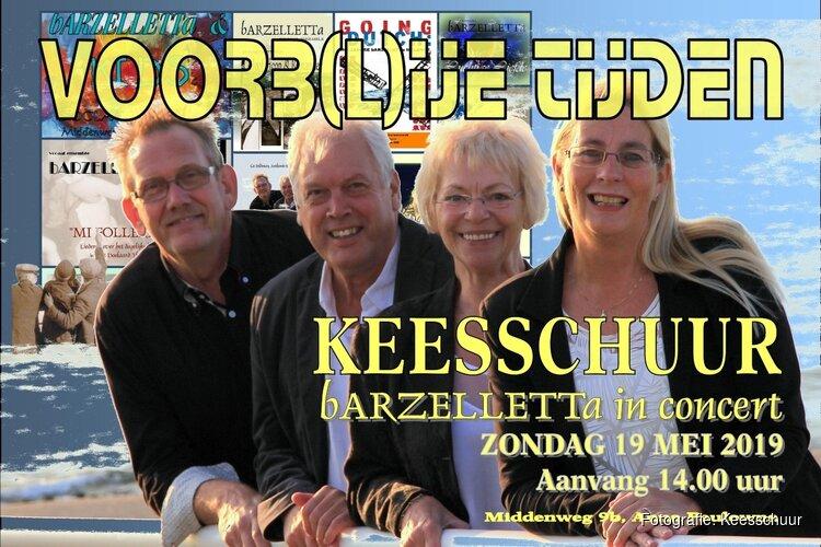 Barzelletta VERSIE 2 optreden Keesschuur