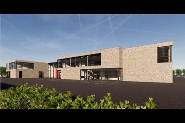 Aannemingsovereenkomst voor nieuwbouw gemeentewerf en hulpdiensten Wieringerwerf