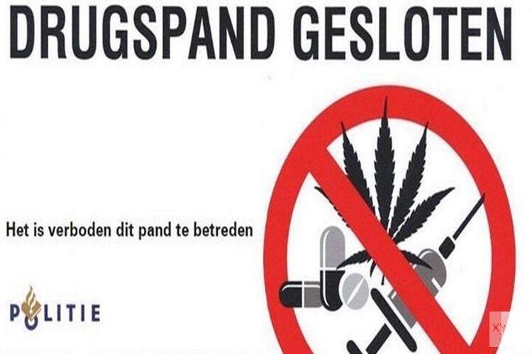 Burgemeester sluit drugswoning Sluizerweg Wieringerwaard