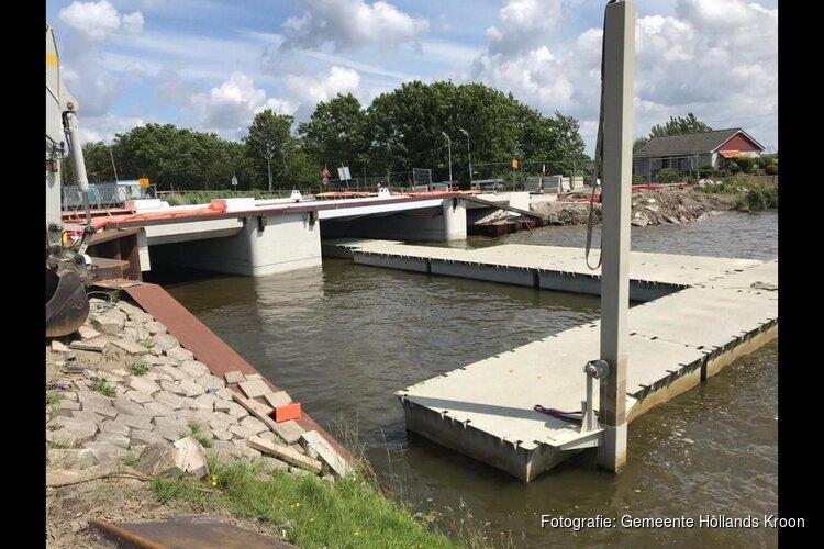 Weekendafsluiting 14 tot 17 juni 6.00 uur  Kerkweg en Rotonde Molenvaart/N249