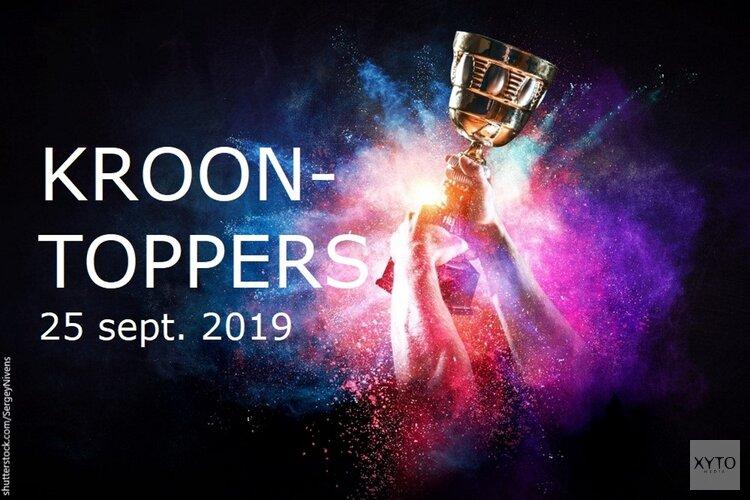 Gemeente eert kampioenen met de KROON-TOPPERS