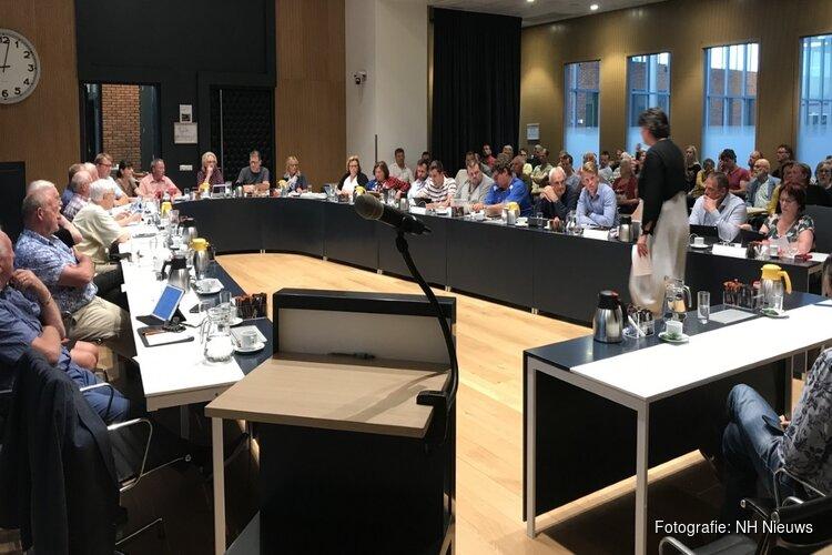 Wieringerwerf laat zorgen horen over Gebiedsplan voor de regio