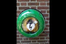 Nieuwe AED's voor AED-netwerk Hollands Kroon