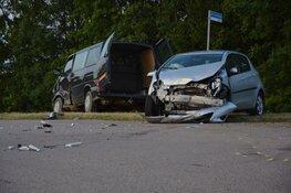 Gewonde bij ongeval Slootdorp