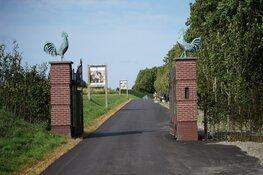 Dode na ongeval op Landgoed Hoenderdaell in Anna Paulowna
