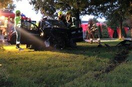 Ongeval in Wieringerwerf: brandweer en ambulance helpen twee gewonden