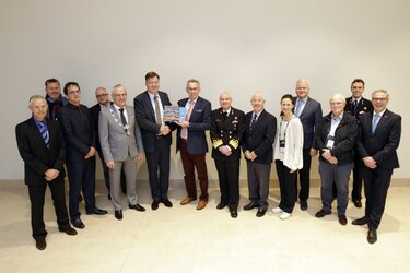Den Helder in de race voor Sail 2023