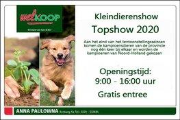 Kleindierenshow De Topshow