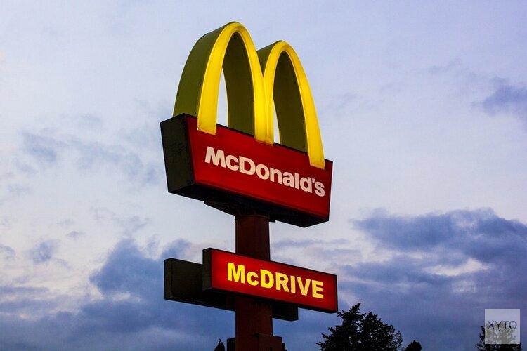 McDonald's McDrives mogen open blijven