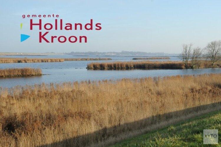 College wil niet verder met Gebiedsplan Wieringermeer