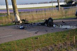 Automobilist ernstig gewond bij ongeval Breezand
