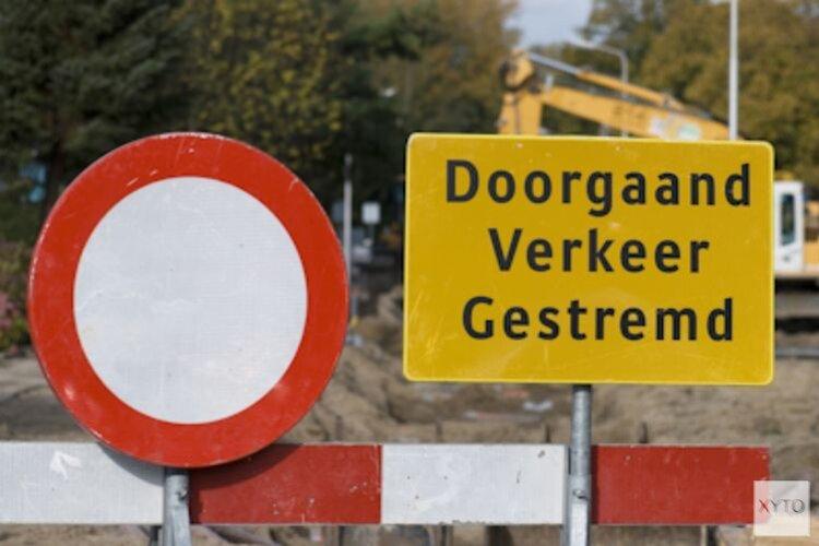 Onderhoud Wallerweg, Breezand
