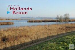 Raad stemt in met beëindiging van procedure Gebiedsplan Wieringermeer
